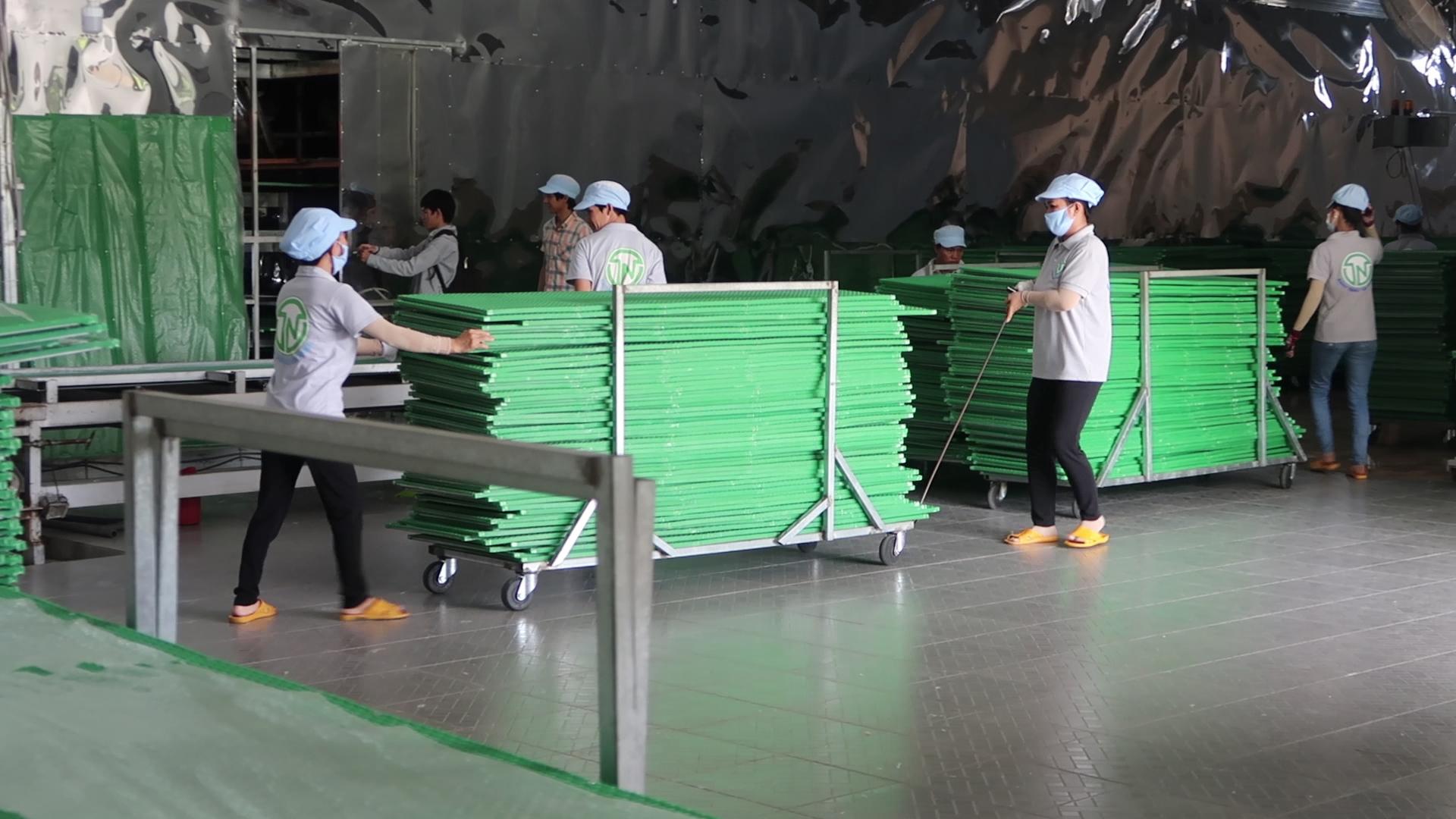 Cơ sở bánh tráng tây ninh Tân Nhiên